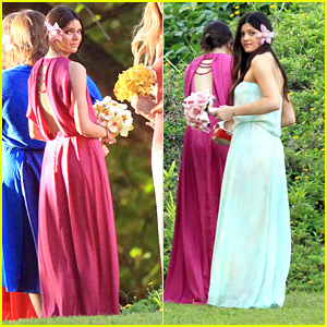 Kendall & Kylie Jenner: Wedding in Hawaii