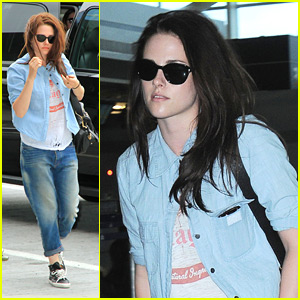 Kristen Stewart: Bye Bye, Big Apple