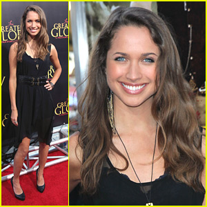 Maiara Walsh: 'For Greater Glory' Premiere