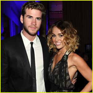 Miley Cyrus: Engaged to Liam Hemsworth!