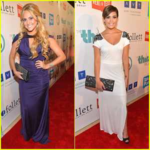 Nicole Anderson: Pixie Cut at Thirst Gala 2012!