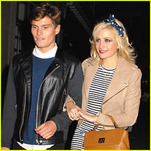 Pixie Lott: Cirque Du Soir with Oliver Cheshire