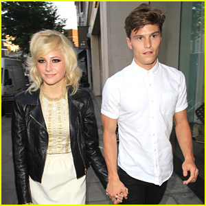 Pixie Lott & Oliver Cheshire: Orelbar Brown Bash