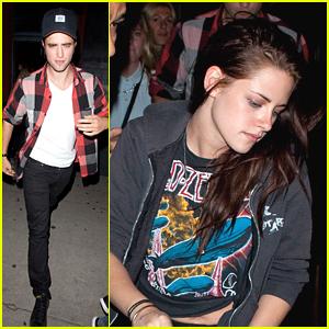 Robert Pattinson & Kristen Stewart: Largo Lovers