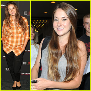 Shailene Woodley: 'Red Lights' Screening