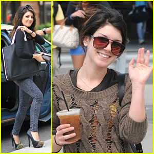 Shenae Grimes' 11 Days of Doing