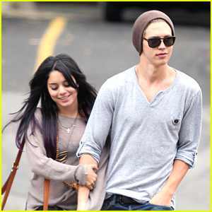 Vanessa Hudgens &#038; Austin Butler: Aroma Coffee Couple