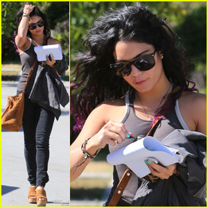 Vanessa Hudgens: Teen Choice Awards Nominee!