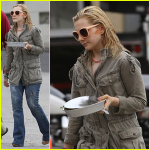 Abigail Breslin: Back On Set After Halle Berry's On Set Head Injury