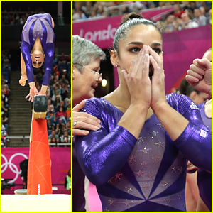 Alexandra Raisman: Jordyn Wieber Out of All-Arounds in 2012 Olympics