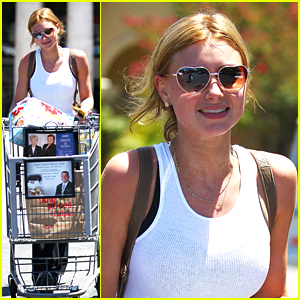Aly Michalka: Heart Shaped Shopper