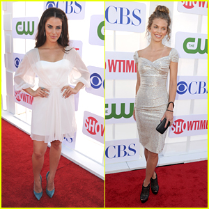 AnnaLynne McCord & Jessica Lowndes: CW Summer TCA Party Pair