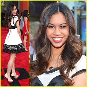 Ashley Argota Starts A 'Revolution'