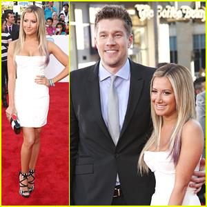 Ashley Tisdale & Scott Speer: 'Step Up Revolution' Premiere!