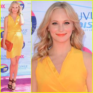 Candice Accola - Teen Choice Awards 2012