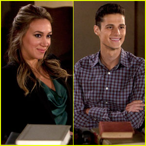 Haylie Duff: 'The Secret Life' Guest Star