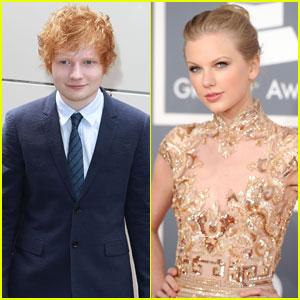 Ed Sheeran: 'Taylor Swift Is Just Really Nice'