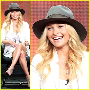 Hayden Panettiere: 'Nashville' Character Isn't Taylor Swift