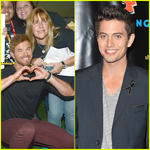 Jackson Rathbone & Kellan Lutz: Twilight at Comic-Con 2012!
