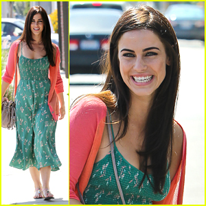 Jessica Lowndes: High Street Shopper