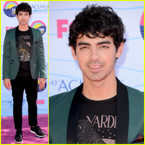 Joe Jonas - Teen Choice Awards 2012