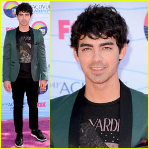 Joe Jonas - Teen Choice Awards 2012
