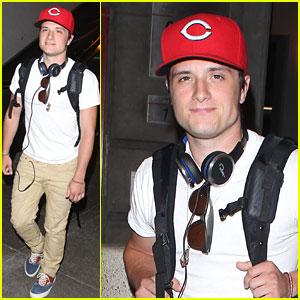 Josh Hutcherson: LAX Hottie