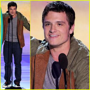 Josh Hutcherson - Teen Choice Awards 2012