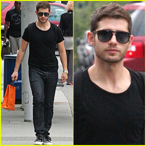 Julian Morris: Shopping in Vancouver!