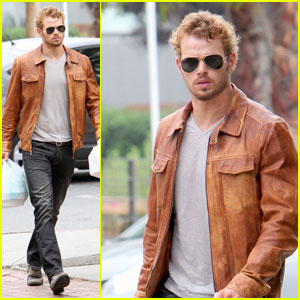 Kellan Lutz: 'Family Guy' Guest Star!