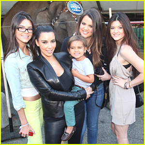Kendall & Kylie Jenner Join The Circus!