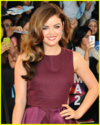 Lucy Hale Dishes About Her Upcoming Album!