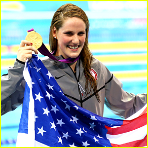 Missy Franklin Wins Gold at 2012 Olympics!