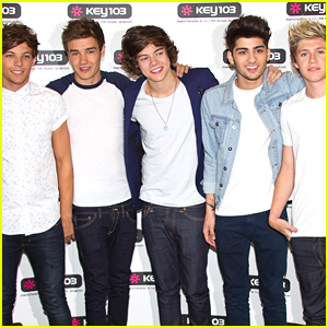 One Direction: Teen Choice Award Winners!