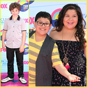 Rico Rodriguez - Teen Choice Awards 2012