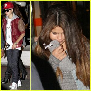 Selena Gomez & Justin Bieber: St. Kilda Bar Dinner!