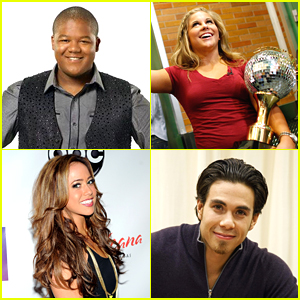 Shawn Johnson & Sabrina Bryan: Dancing With The Stars All-Stars!