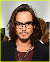 Tyler Blackburn Chats with 'Teen'