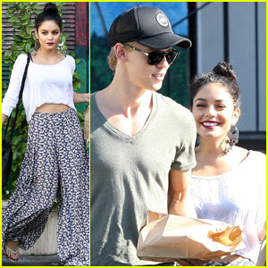 Vanessa Hudgens &#038; Austin Butler: Artisan Cheese Gallery Sweethearts!