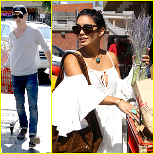 Vanessa Hudgens & Austin Butler: Shopping Sweeties