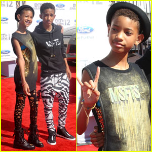 Jaden & Willow Smith - BET Awards 2012
