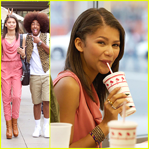 Zendaya &#038; PopLyfe: Glendale Meet Up!
