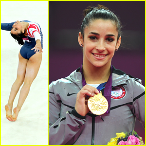 Aly Raisman: Gold Medal on the Floor at 2012 Olympics