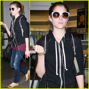 Anna Kendrick: LAX Beauty