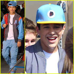Austin Mahone: Music Video Shoot!