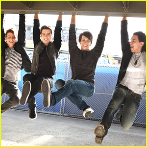 Big Time Rush: Season Four Coming!