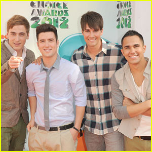 Big Time Rush: JJJ Exclusive Interview!