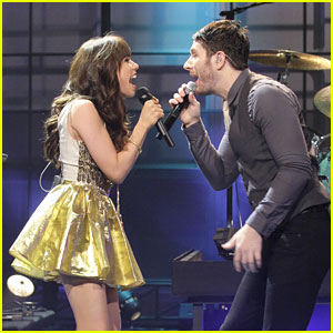 Carly Rae Jepsen: 'Good Time' on Leno with Owl City