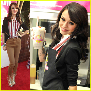 Cher Lloyd: Millions of Milkshakes Maker!