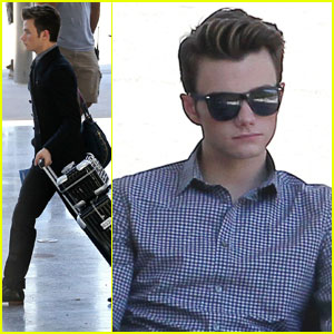 Chris Colfer: 'New York Times' Best Selling Author!